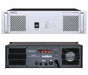 3U纯后级广播功率放大器