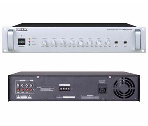 2U带前置合并式广播功率放大