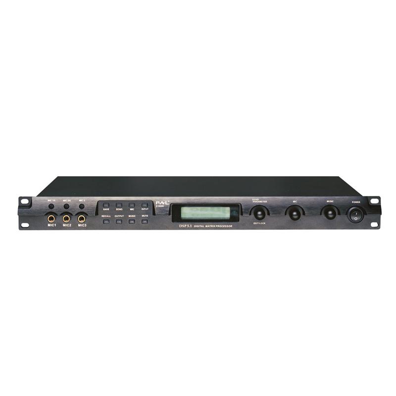 K6000 前级处理器