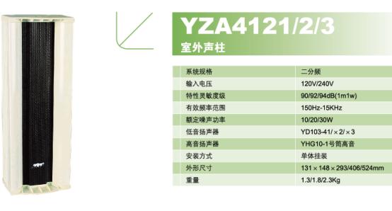 YZA4121/2/3
