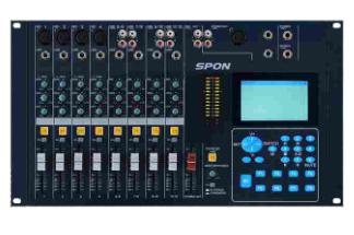 IP网络调音台 NAS-8509