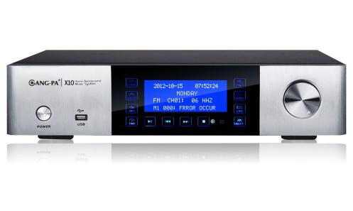 家庭背景音乐系统X10